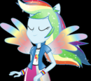 'Rainbowfied Rainbow Dash'