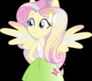 'Rainbowfied Fluttershy'