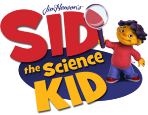 Sid the science kid - logo