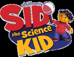 Sid the science kid - logo