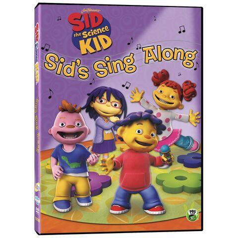 File:Sid the Science Kid - Sid's Sing Along DVD.jpg