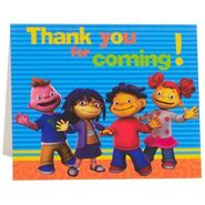 Sid the Science Kid Thank-You Notes (8)