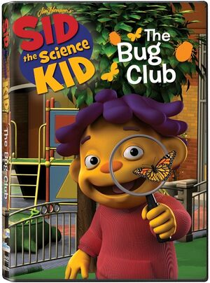 Sid the Science Kid - Bug Club DVD
