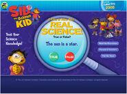 Real Science Quiz