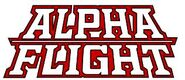 Alpha Flight logo