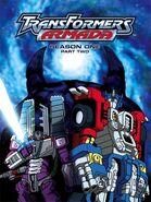 Transformers - Armada - Season One, Part Two