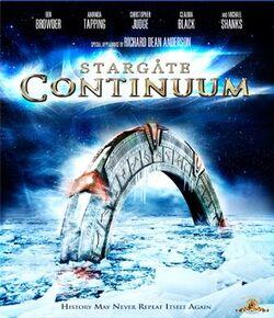 Stargate - Continuum (2008)