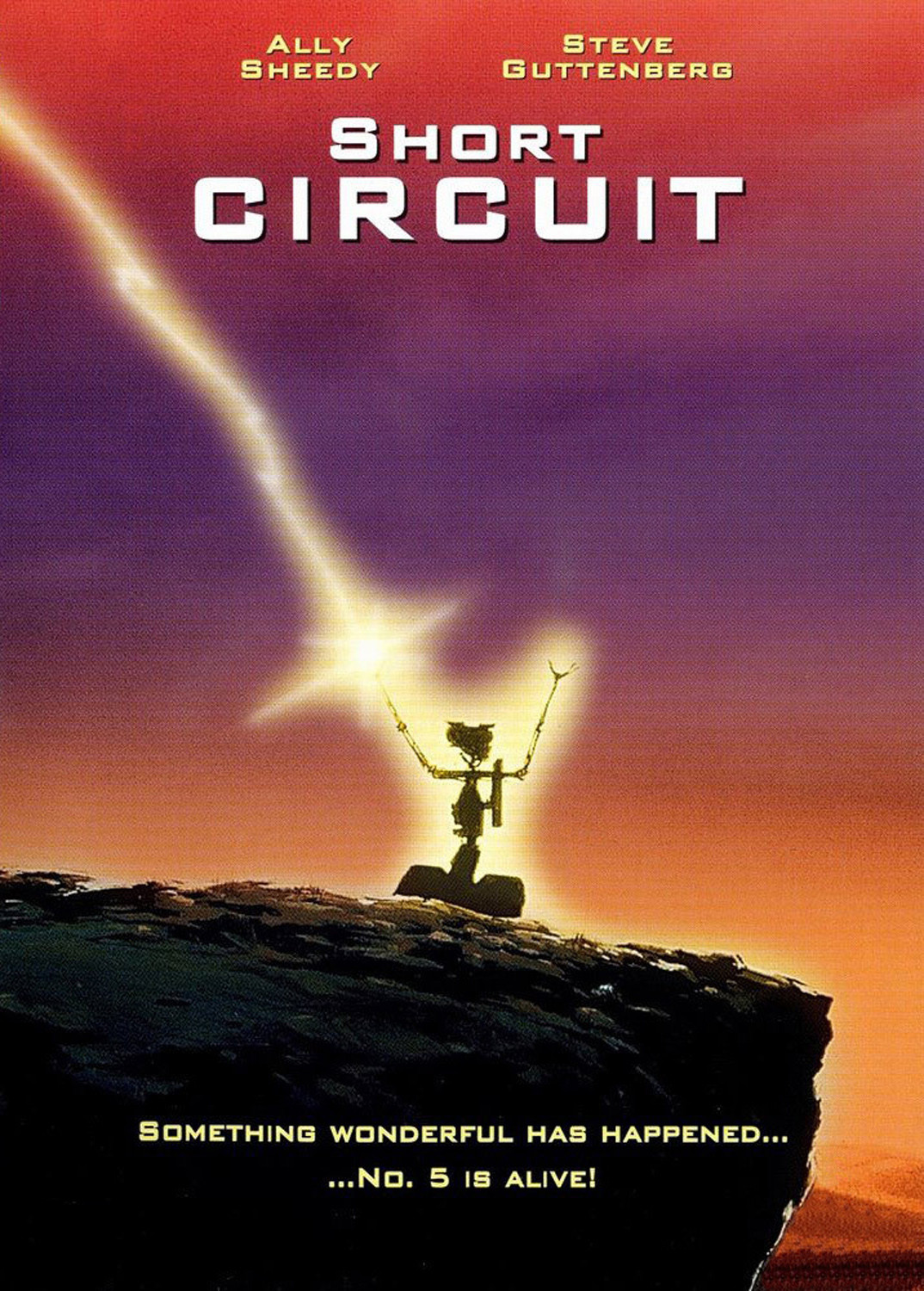 image short circuit  1986  jpg headhunter s holosuite The Mission 1986 Film Short Circuit IMDb