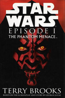 Star Wars Episode I - The Phantom Menace (novelization)