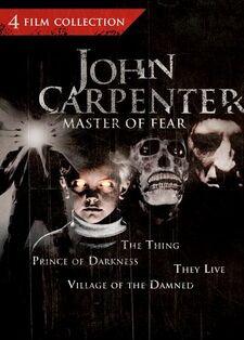 John Carpenter - Master of Fear