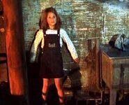 Little girl - Freddy vs. Jason