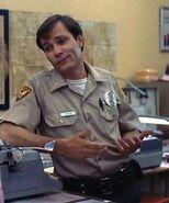 Sergeant Garcia