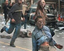 Zombies in Zombieland