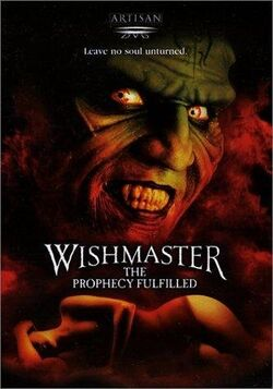 Wishmaster 4 - The Prophecy Fulfilled (2002)