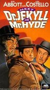 Abbott and Costello Meet Dr. Jekyll and Mr. Hyde VHS
