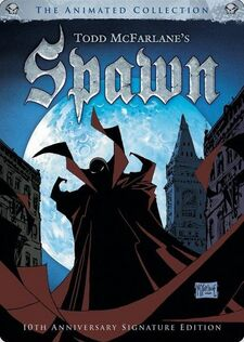 Spawn - The Animated Collection