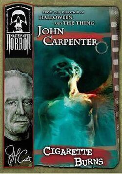 Masters of Horror - Cigarette Burns