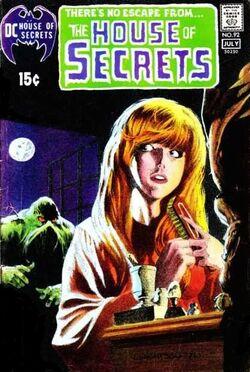 House of Secrets 92