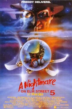 A Nightmare on Elm Street 5 - The Dream Child (1989)