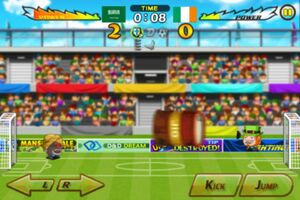 Ireland VS Saudi Arabia 3
