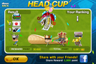 Head cup