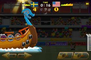Sweden VS USA 4