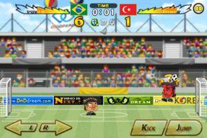 Brazil Vs Turkey 3