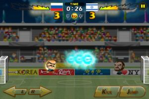 Russia VS Israel 2