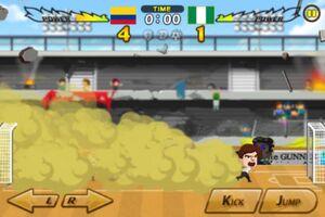Colombia VS Nigeria 1
