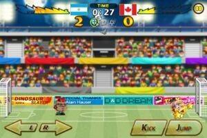 Argentina VS Canada 5