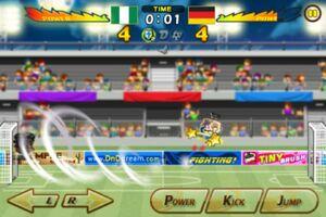 Nigeria VS Germany 8