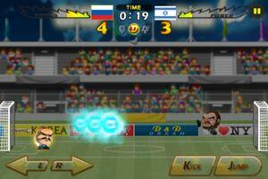 Russia VS Israel 4