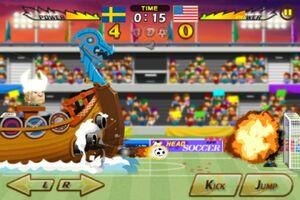 Sweden VS USA 5