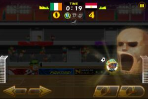 Ireland VS Egypt 1