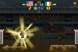 United States VS Ireland 6