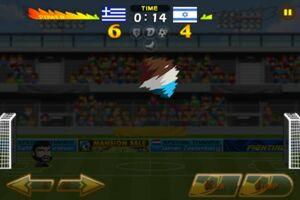 Greece VS Israel 2