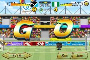 Nigeria VS Super Saiyan 2