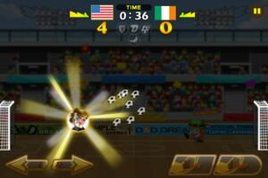 United States VS Ireland 2