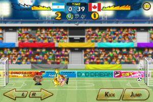 Argentina VS Canada 2
