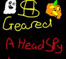 A Head Spy Halloween