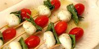 Cherry Tomato Skewers