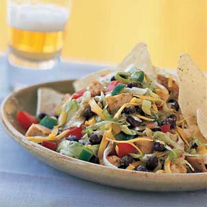 Black Bean Chicken Salad