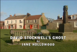 David Stockwell's Ghost title card