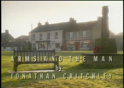 Arms and the Man title card