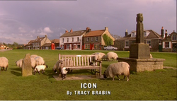 Icon title card