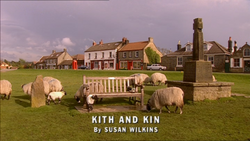 Kith and Kin title card