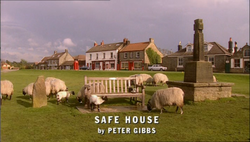 Safe House title card
