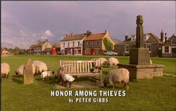 Honor Among Thieves title card