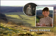 Tricia Penrose as Gina Ward in the 1998 Opening Titles
