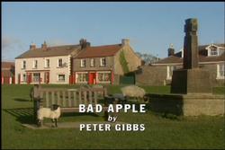 Bad Apple title card
